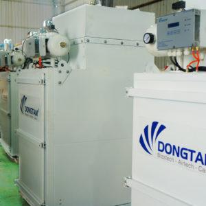 Máy hút bụi công nghiệp Đồng Tâm