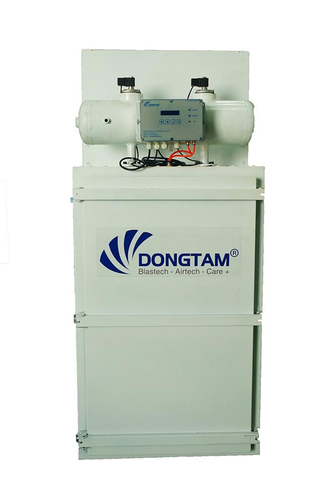 Máy hút bụi công nghiệp chất lượng tại HCM 1