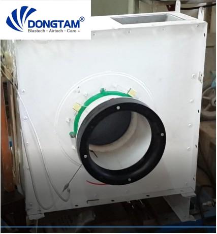 Quạt ly tâm công nghiệp công suất 5.5 kW Đồng Tâm