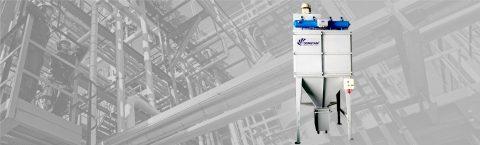 Máy hút bụi công nghiệp hiệu suất cao DFC - 4M