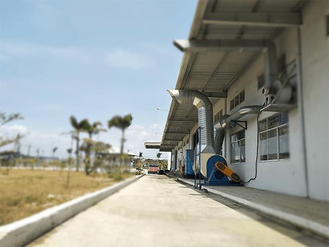Giải pháp tiết kiệm năng lượng quạt công nghiệp