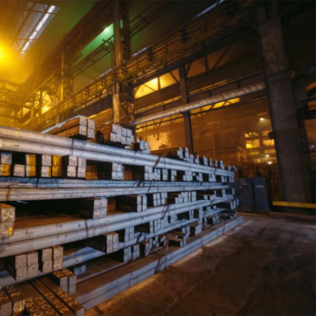 Những nguồn bụi cần kiểm soát - Nghành đúc công nghiệp