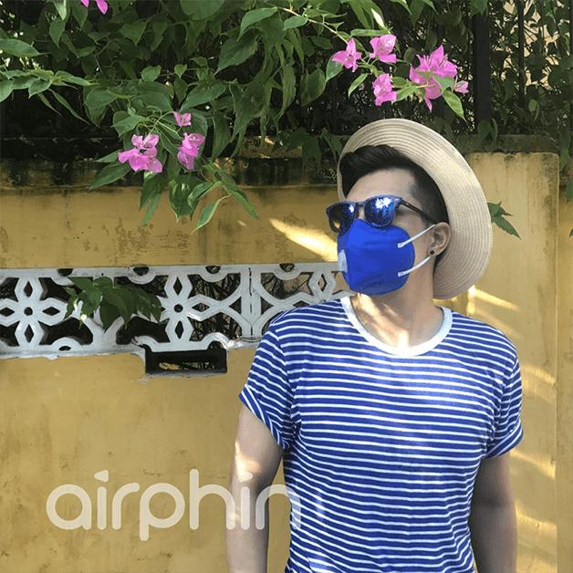 Khẩu trang Airphin - Bảo vệ sức khỏe và chống bụi PM 2.5