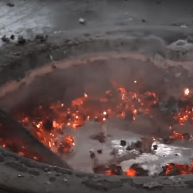 Nguồn ô nhiễm khi nấu kim loại