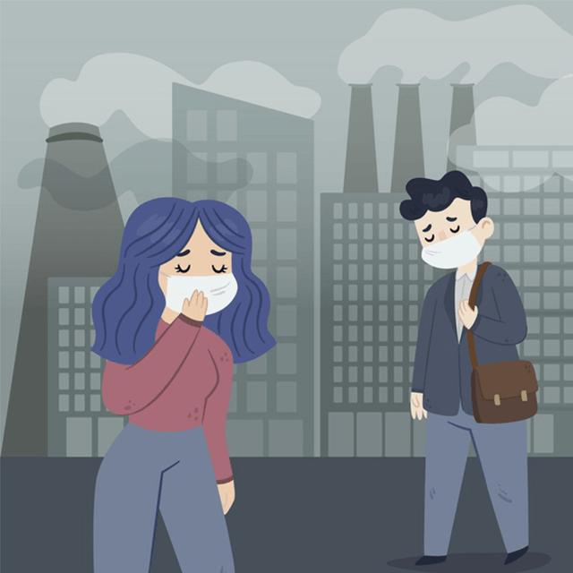 Các triệu chứng nhận biết về ô nhiễm không khí
