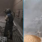 Phun hạt thép và phun hạt cát có sự khác nhau nào