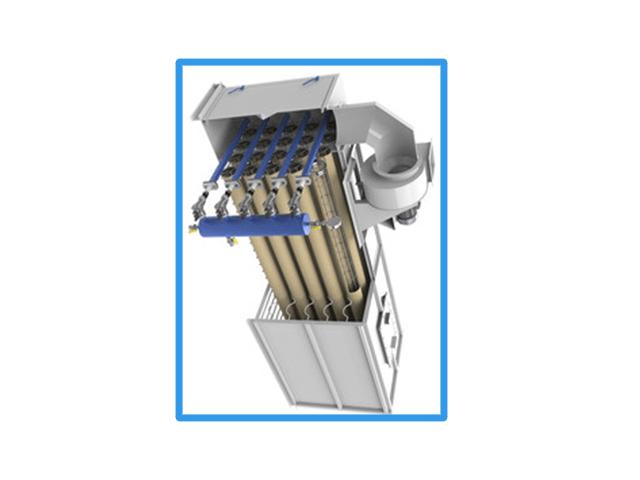 Sử dụng bộ lọc cartridge cho máy hút bụi công nghiệp