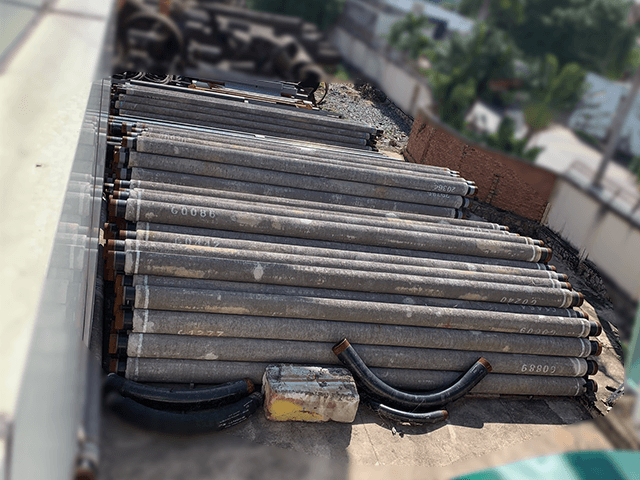 Sơn phủ ống công nghiệp