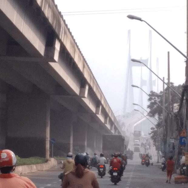 Giao thông vận tải - Gây ô nhiễm môi trường