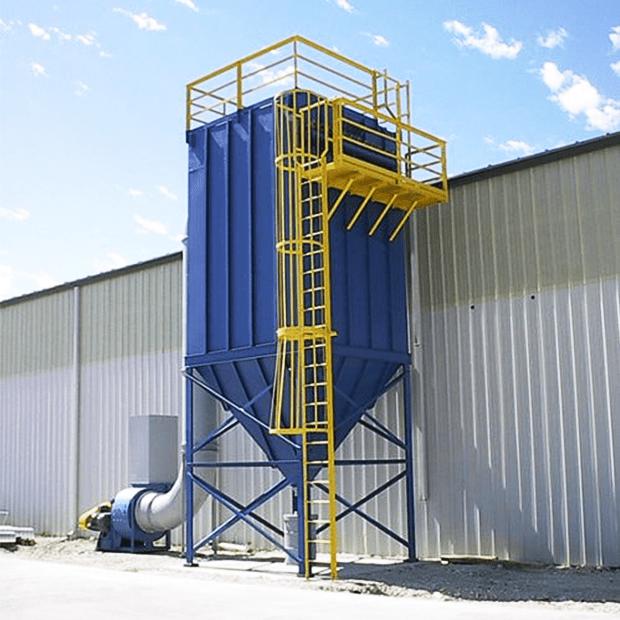 Máy xử lý bụi ngành khai thác mỏ và khoáng sản
