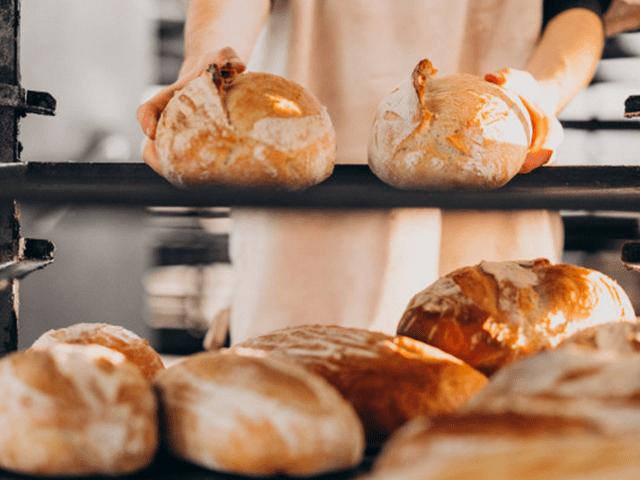 bột bánh là nguyên nhân gây bụi