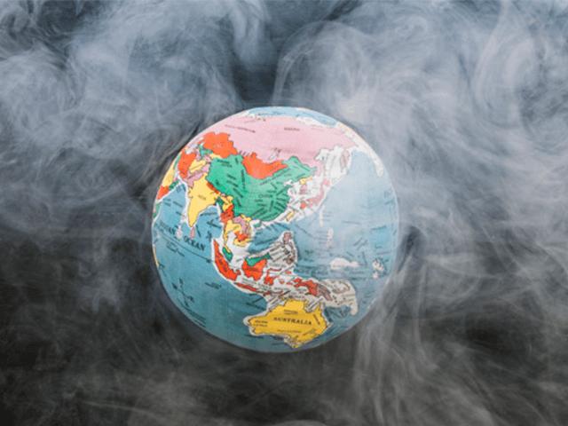 Đại dịch ô nhiễm không khí
