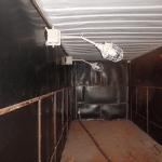 Sử dụng container cũ làm buồng phun bi – Giải pháp tiết kiệm