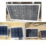 Bụi làm giảm hiệu suất của pin mặt trời ở khu vực - Jazan