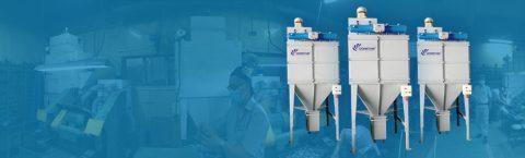 DFC industrial vacuum cleaner