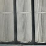 Lọc bụi cartridge dùng cho hệ thống hút bụi sơn tĩnh điện