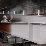 Các bước thực hiện sơn bề mặt và máy móc