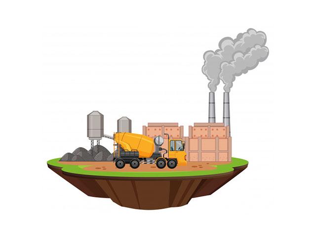 Sản xuất xi-măng