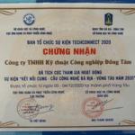 Tham gia triển lãm Techconnect Bà Rịa – Vũng Tàu 2020