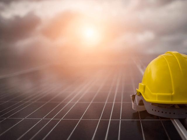 Bụi bẩn làm trở ngại việc tạo ra năng lượng mặt trời