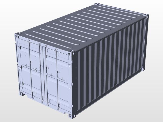 Container - Mô hình cơ bản
